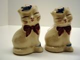 Shawnee Kitty Salt & Pepper Shakers