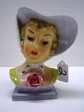 Unmarked Head Vase