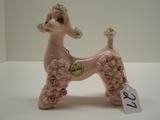 Park Avenue Pink Poodle