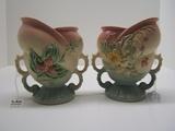 Hull Wildflower Vases W-5