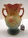Hull Magnolia Vase 11-6 1/4