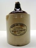 Woodland Buffet Wines & Liquors Durand WI Gal. Jug