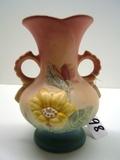 Hull Magnolia Vase 15 6/14