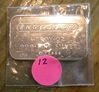 ENGELHARD ONE TROY OUNCE SILVER BAR