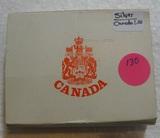 1971 CANADA SILVER DOLLAR W/CASE