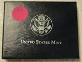 2008 COMMEMORATIVE BALD EAGLE UNC SILVER DOLLAR W/BOX