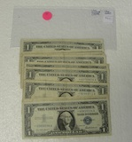 15 STAR NOTE ONE DOLLAR SILVER CERTIFICATES