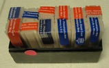 12 ROLLS OF LINCOLN CENTS - 2008-2010