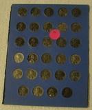 29 - 1943 STEEL WHEAT CENTS