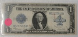 1923 ONE DOLLAR LARGE NOTE SILVER CERTIFICATE