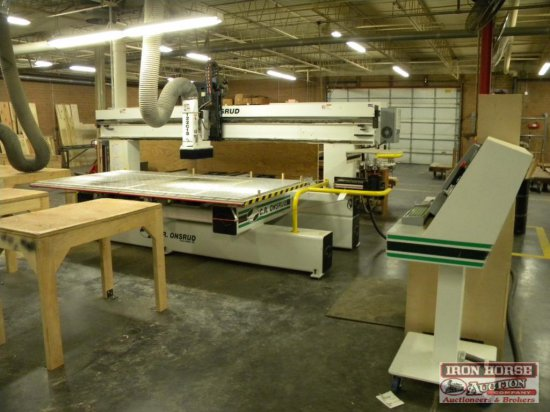 C.R. Onsrud CNC Router