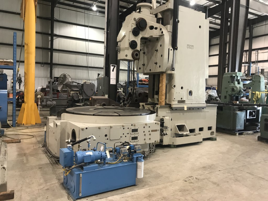 (2) G&E CNC Gashers