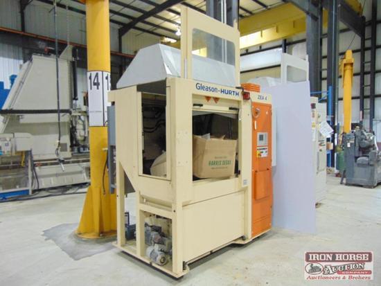 Gleason-Hurth Model ZEA-4 Chamfering & Deburring Machine