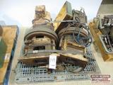 Pallet of parts