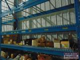 Shelf of parts