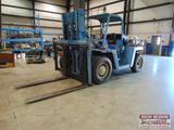 Clark Fork lift, Propane, 18,000 lb. capacity