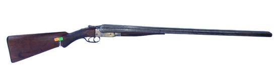 Ithaca Crass Model:Hammerless/London Twist  .12 shotgun