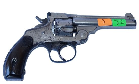 Smith & Wesson  Model:none  .32 revolver