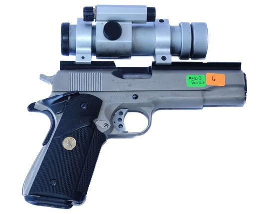 Colt  Model:MK IV Government Model  .45 pistol