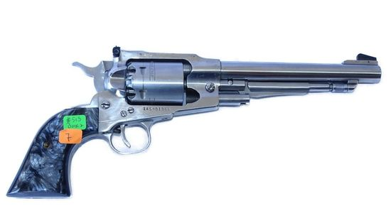 Ruger  Model:Old Army  .457 round ball revolver