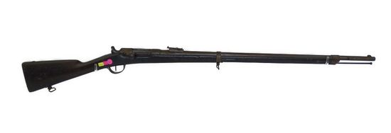 Antique French Chassepot Model 1866 Needle Fire 11mm Rifle