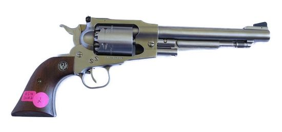 Ruger Old Army Stainless Revolver .45 Cal Black Powder Percussion
