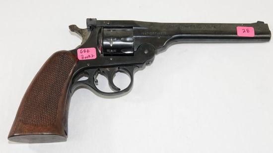 Harrington & Richardson - Model:Sportsman - .22- revolver