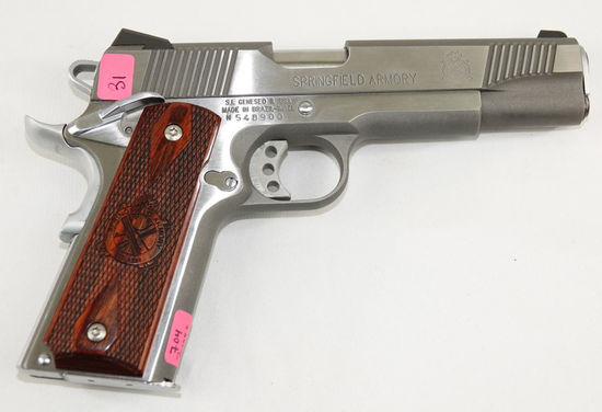 Springfield Armory - Model:1911-A1 - .45- pistol
