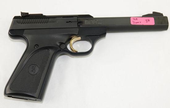 Browning - Model:Buck Mark - .22- pistol