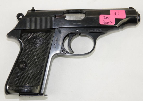 Walther - Model:PP - 7.65mm- pistol