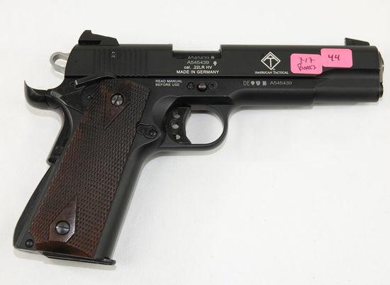 German Sport Guns - Model:GSG-1911 - .22- pistol