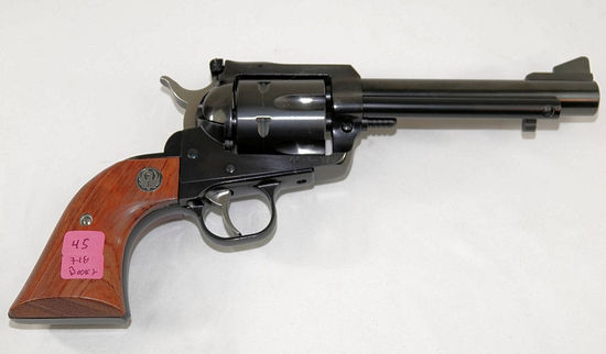 Ruger - Model:New Model Blackhawk - .45- revolver