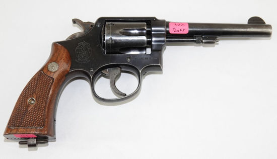Smith & Wesson - Model:38573 - .38- revolver