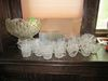 Large Punch Bowl & More