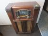 Zenith Upright Radio