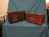 Pair of Tabletop Radios