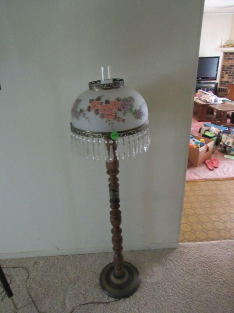 Hurricane Floor Lamp Estate