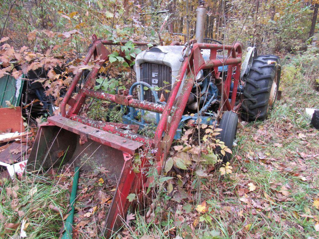 Pole Barn & Outdoor contents