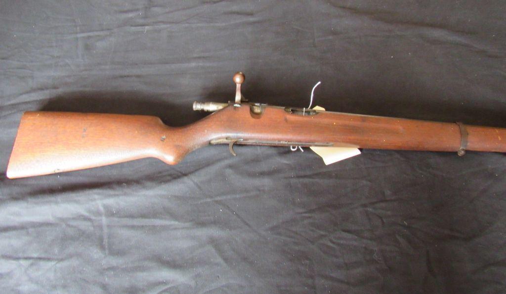 Savage - NRA 22 cal Rifle
