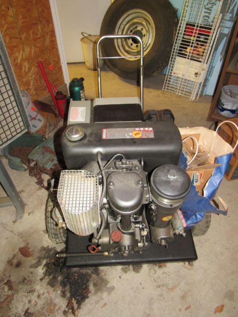 Farymann Diesel Generator