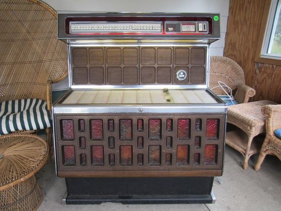 AMI Coin Operated Jukebox