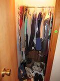 Closet Contents