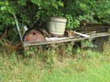 Farm Wagon with Scrap