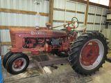McCormick Farmall H Tractor
