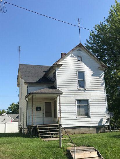 Auburn, Indiana Duplex Investment Home