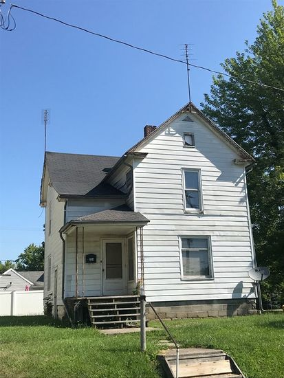 Duplex Investment Home - 216 E. 5th Street, Auburn,  IN 46706