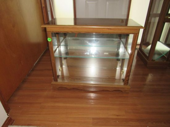 "27"" tall Curio Cabinet"