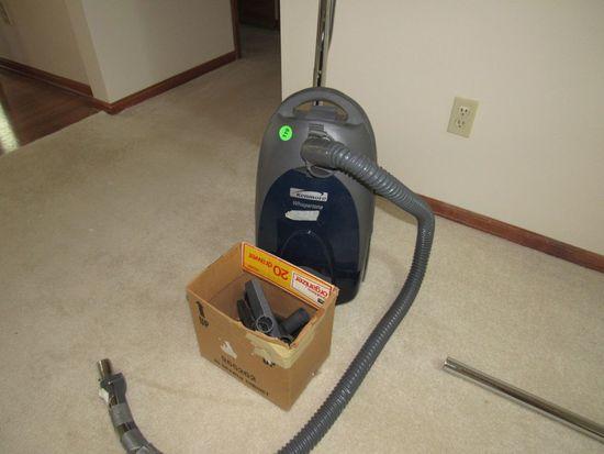 Kenmore tank sweeper