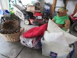 Pillows and seat cushions