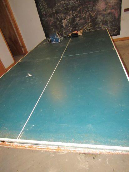Pool Table & Ping Pong Table